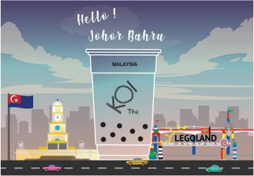 Brand new spot in Malaysia- Welcome to join us in Johor Bahru!
