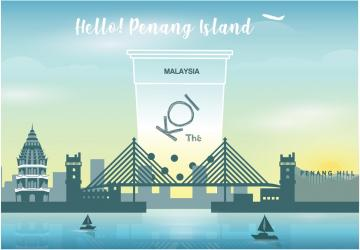 Let's explore the beauty of Malaysia Penang, the city of delicious food with KOI!